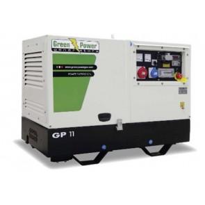 Green Power dizelski agregat GP 16000 ST/YW 3000rpm (tiho delovanje)